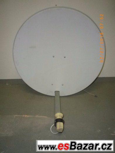 Prodám satelitní paraboly+rotátor