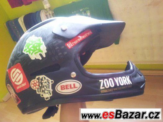 Helma na kolo BMX, integrální10-15 let zn. BELL