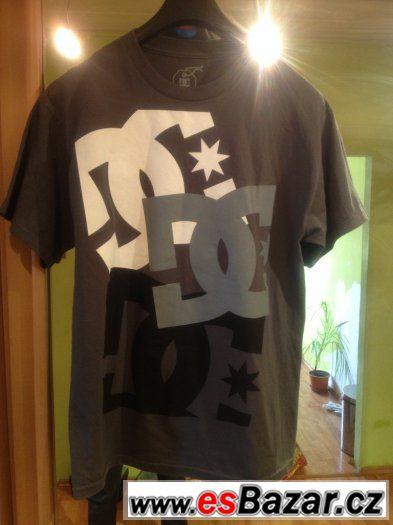 Chlapecké triko značkové DC, na 12-15 let, nové
