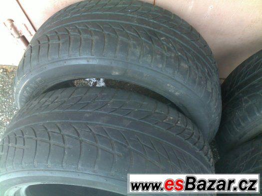 4x letní pneu Nankang 225/50 R16 6,5mm