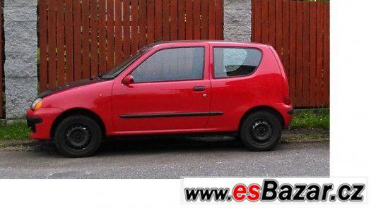 Fiat Seicento 1,1 nová cena