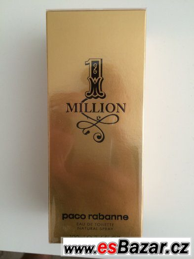Parfém Paco Rabanne 1 million