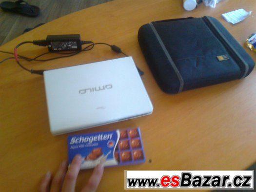 Mininotebook na cestování,hlasitý zvuk,dlouhá výdrž baterie