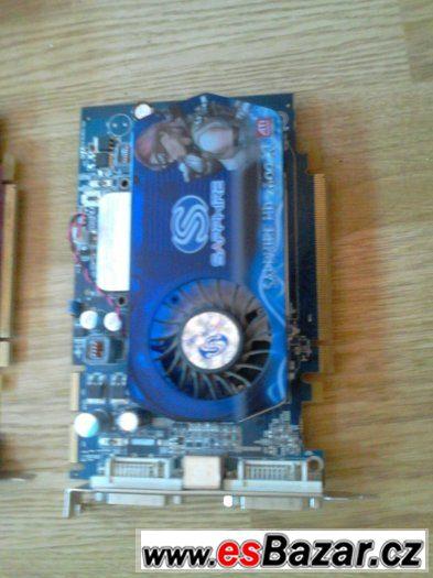 Staré PC Komponenty