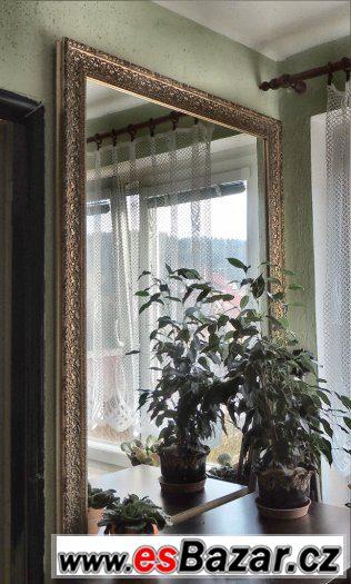 Zrcadlo velké ve starém stylu