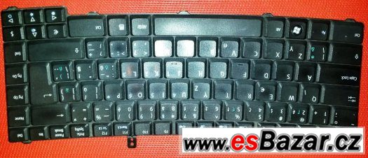 Klávesnice  Acer Extensa 5630