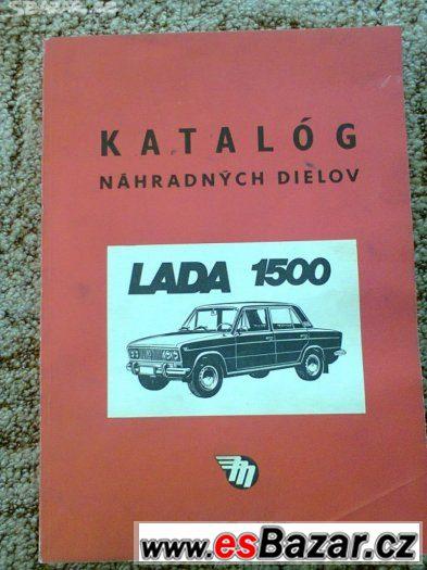 Prodám Katalog