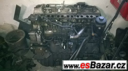 motor Mercedes 300TD  W210 rok 99