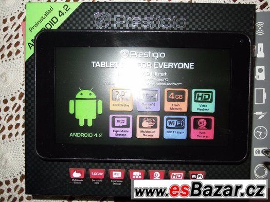 Multipad 7.0 Ultra+ PMP3670B