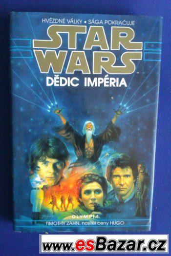 Prodej knihy Star Wars, cena 110 + pošt.
