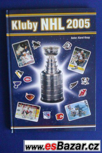 Prodej kniha Kluby NHL 2005 , 120 Kč + poštovné