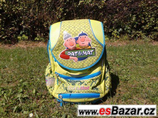 Školní batoh Pat & Mat