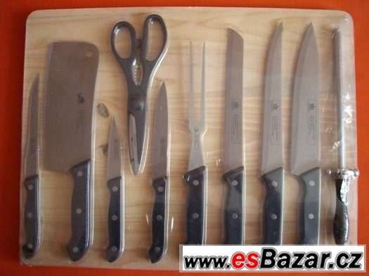 Kuchyňská sada nožů