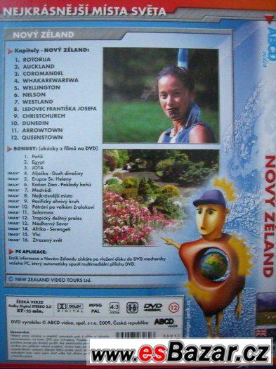 Cestopisná DVD