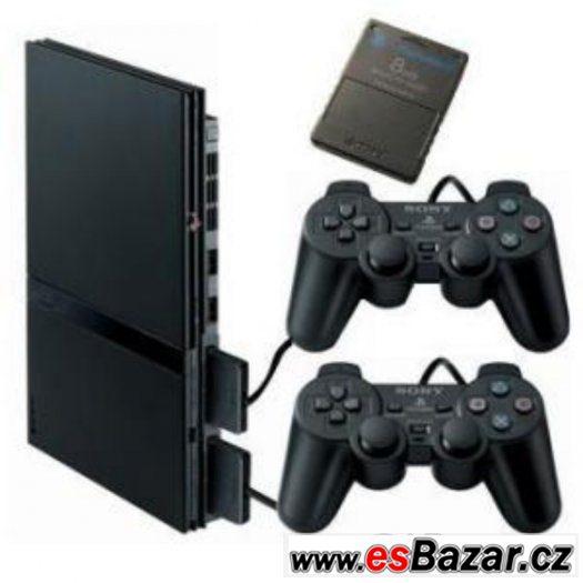 Prodám playstation 2