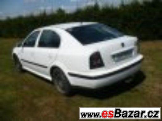 Škoda Octavia 1.6 LPG