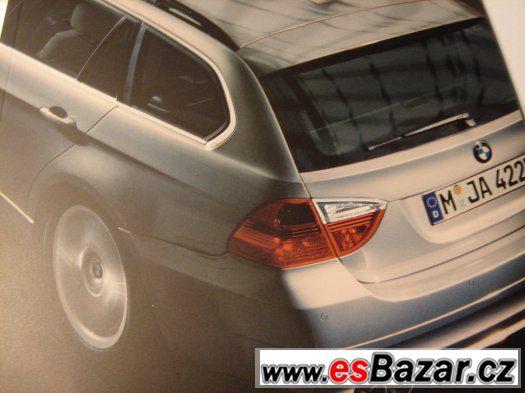 BMW 3  E91 Touring   250 korun
