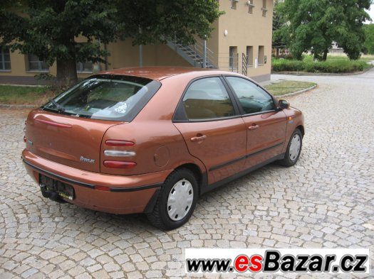 Fiat Brava  EKO daň zaplacena