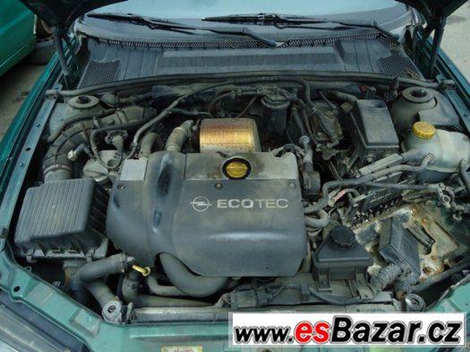 Opel Vectra 2.0Di - motor