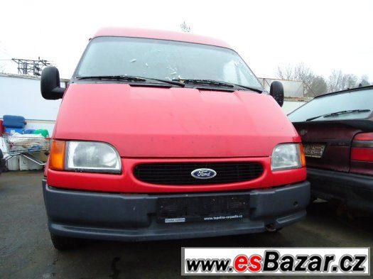 Ford Transit 2.5D