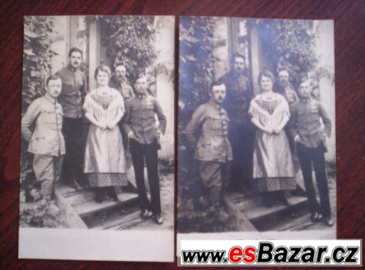 pohledy pohlednice RU armády,uniformy,polní kuchyně atd