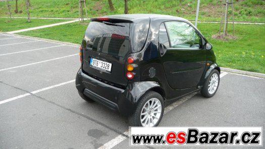 Smart fortwo diesel 800cdi