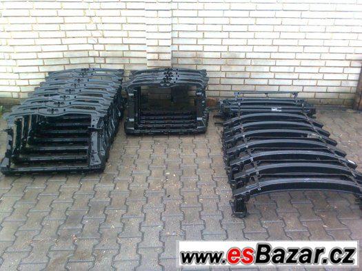 Skoda Octavia 2 Dily na Predek Chladice Rs Naraznik Airbagy