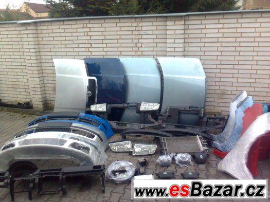 Skoda Fabia 1 Dily na Predek Airbagova sada Servo Rizeni