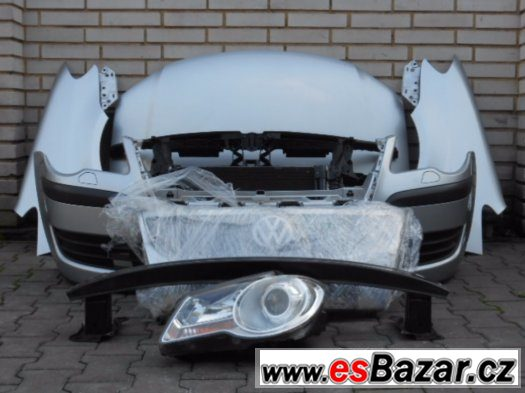 Volkswagen Touran Caddy Dily Predek Airbagova sada chladice
