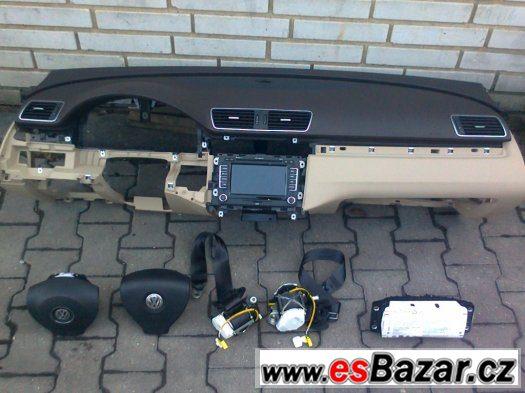 Volkswagen Airbagova sada Golf-V,Passat,Touran,Caddy,Sharan