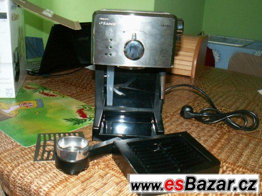 Nový kávovar Philips Saeco -Poemia