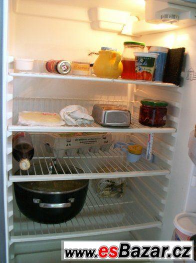 Zachovalá lednička s mrazákem
