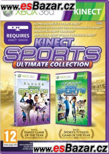Kinect XBOX 360 + HRY