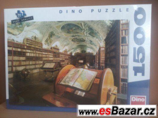 Dino puzzle 1500 kousků