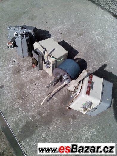 servomotory na 220 V