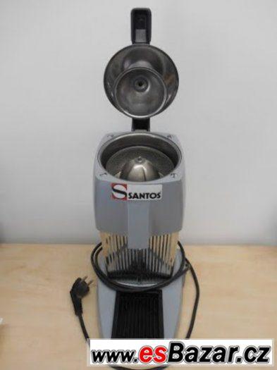 Odšťavňovač - lis na citrusy Santos