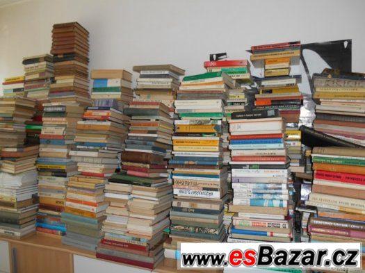 800 knih všechny žánry i učebnice