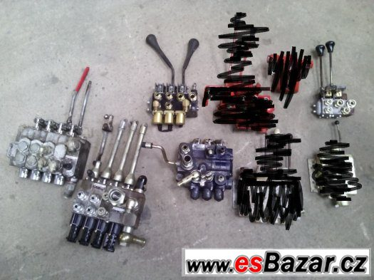 hydraulické rozvaděče