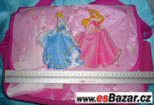 taška přes rameno Princeznynové