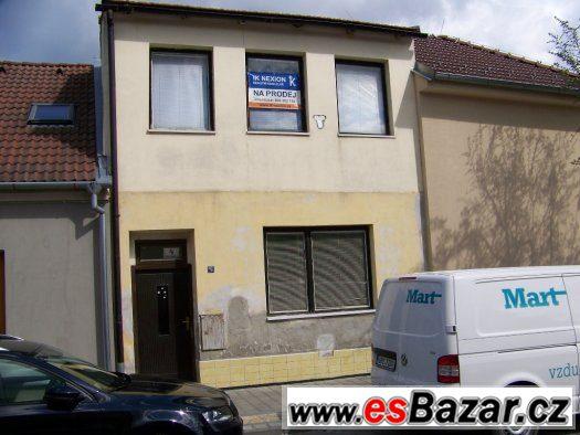 Prodej RD 2+1 Brno-Tuřany, k rekonstrukci