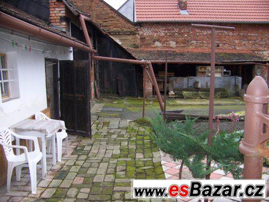 Prodej zachovalého RD 3+1 Vlkoš u Kyjova