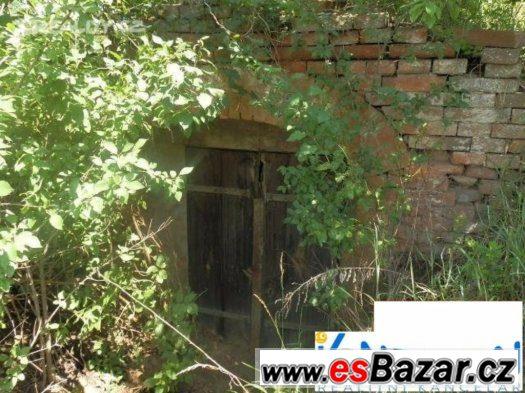 Prodej vinného sklepa Křídlůvky okr. Znojmo