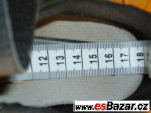 tenisky - boty na suchý zip Fila 29.5