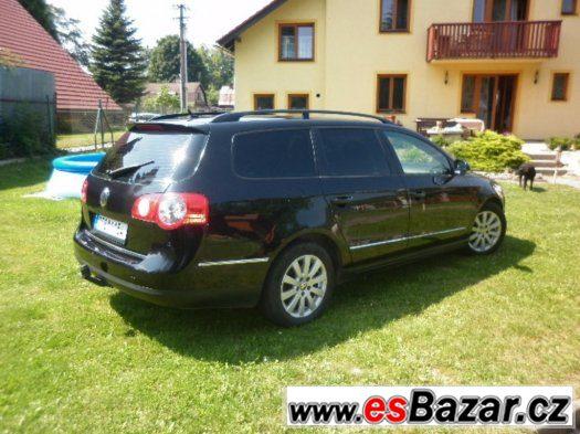 VW Passat b6 2.0Tdi 103kw combi