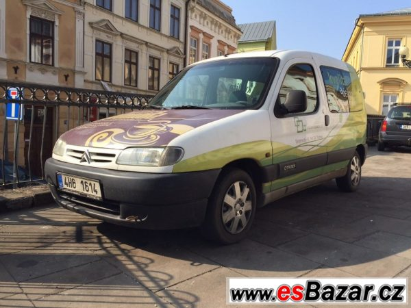prodej Automobilu Citroen Berlingo
