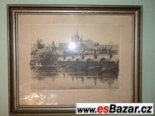 Josef Vaic - Pražský hrad
