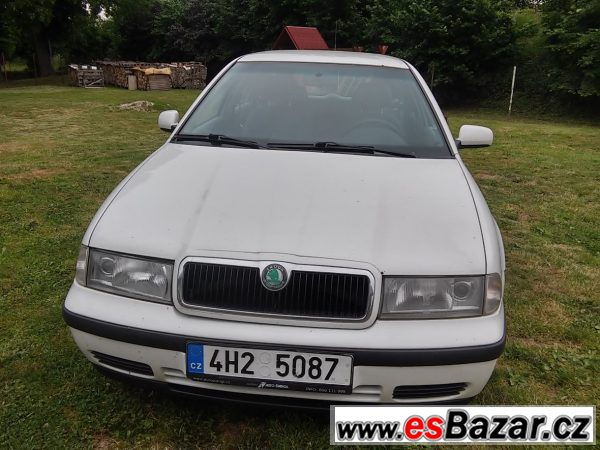 Prodám Škoda Octavia 1,9TDI  8/1999