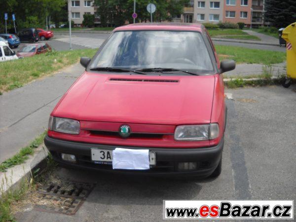Prodám Škoda Felicii Combi + LPG