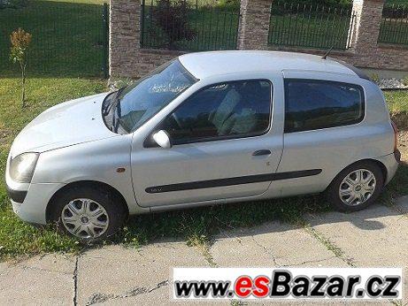 Prodám Renaul Clio II