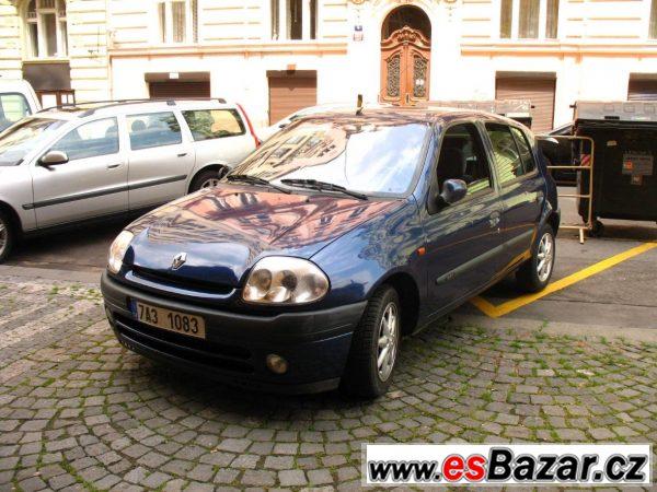 Prodám vůz značky Renault Clio